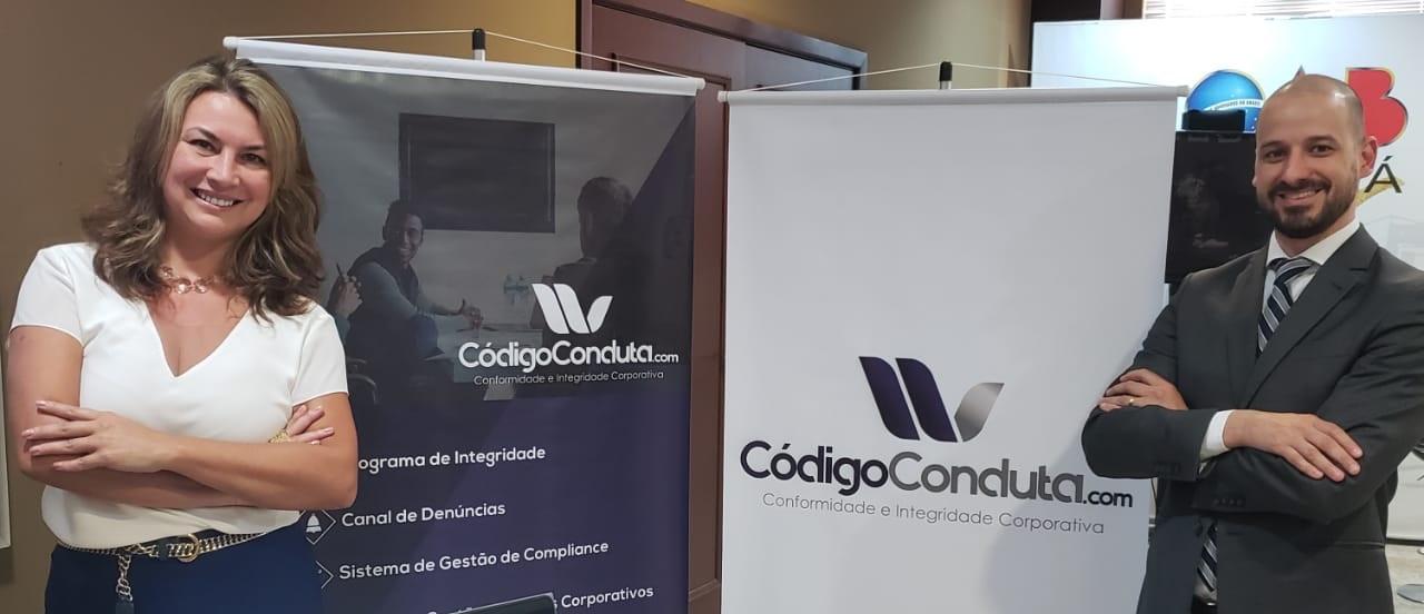 CódigoConduta.com na Expo Tech Jurídica da OAB/PR