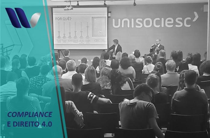 UNISOCIESC Curitiba lança Pós-Graduação em Compliance e Direito 4.0