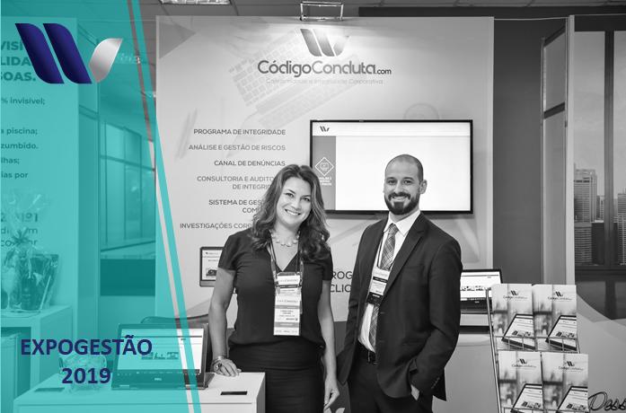 CódigoConduta.com na ExpoGestão 2019