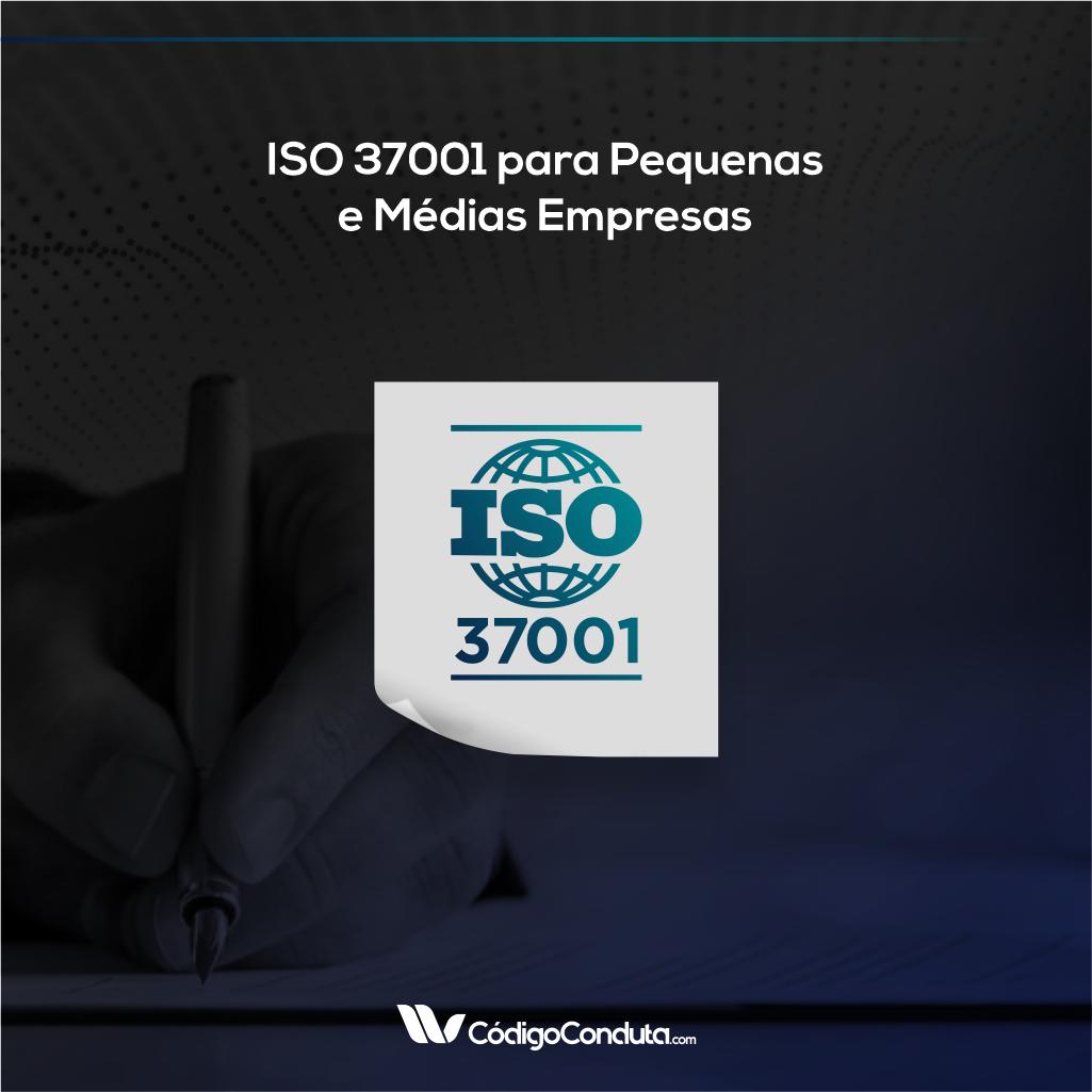 A ISO 37001 serve para Pequenas e Médias Empresas?
